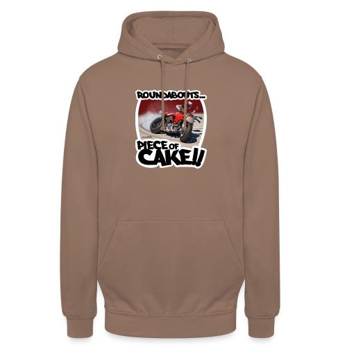 Ducati Monster Skidding - Sudadera con capucha unisex