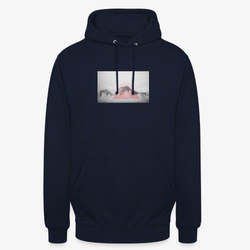 Larrun - Sweat-shirt à capuche unisexe