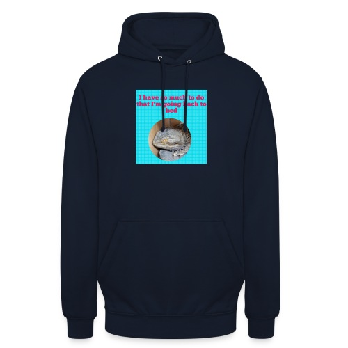 The sleeping dragon - Unisex Hoodie