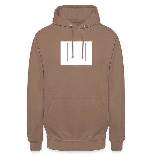 Square t shirt - Hoodie unisex