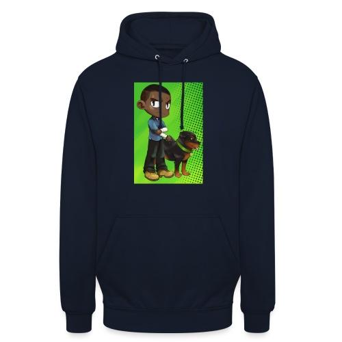 Gtav. 4 - Sweat-shirt à capuche unisexe