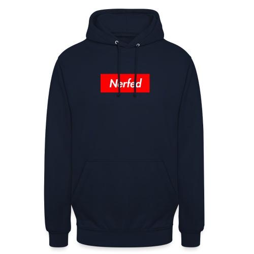 Nerfed Box Logo - Unisex Hoodie