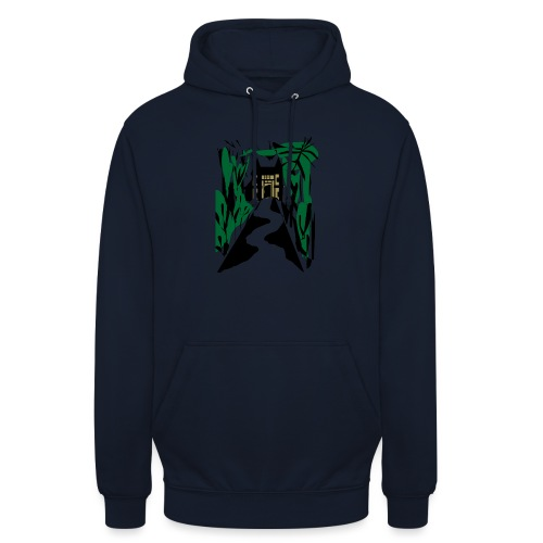 HALLOWEEN SPOOKY HAUNTED MANSION 2017 - Unisex Hoodie