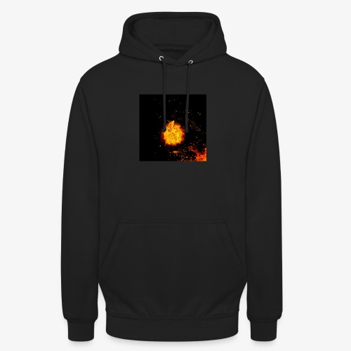 FIRE BEAST - Hoodie unisex