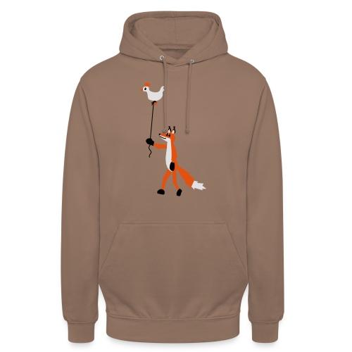 Fuchs und Henne - Unisex Hoodie