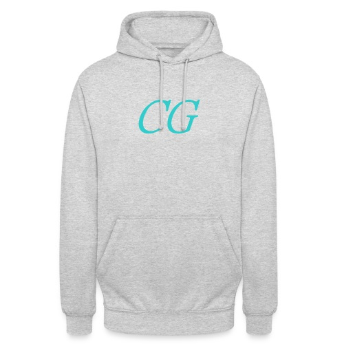 CG - Sweat-shirt à capuche unisexe