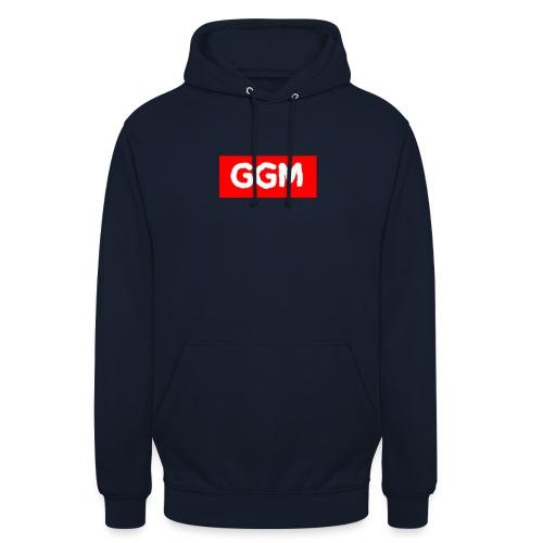GGM frozen logo - Unisex-hettegenser