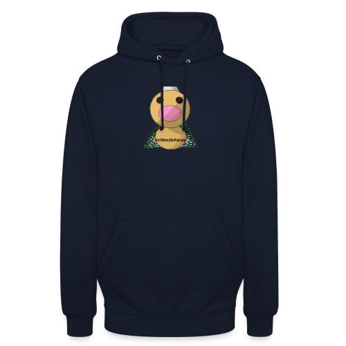HetWeedleKanaal shirt MAAT S/M/L/XL/XXL - Hoodie unisex