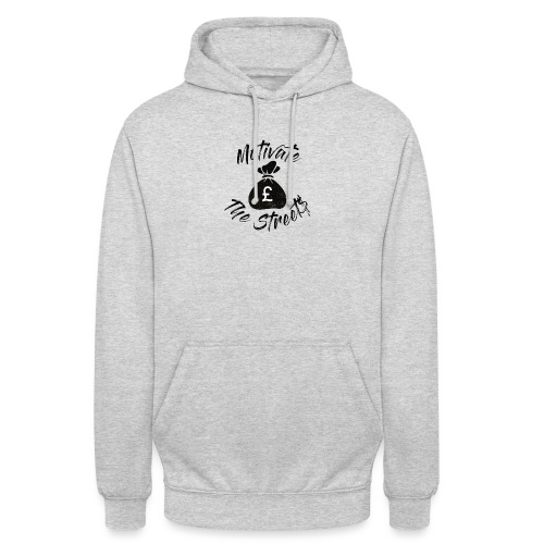 Motivate The Streets - Unisex Hoodie