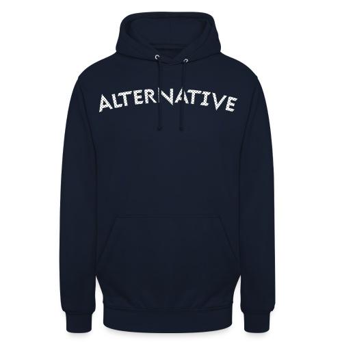 Alternarive Hoodie Black - Bluza z kapturem typu unisex