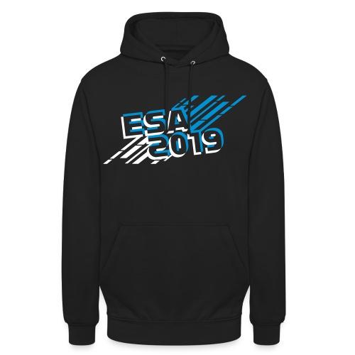 ESA 2019 - Winter Blue - Unisex Hoodie
