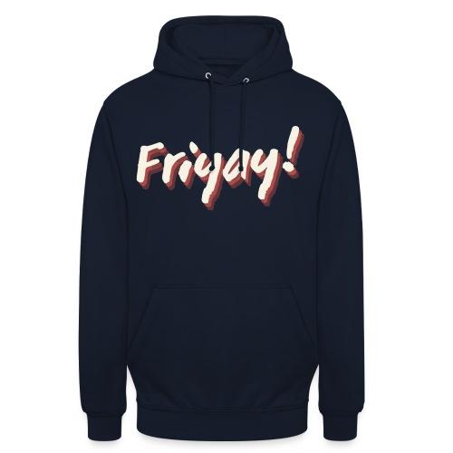 Friyay - Unisex-hettegenser
