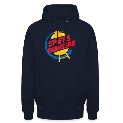 spiffs burgers logo - Hoodie unisex
