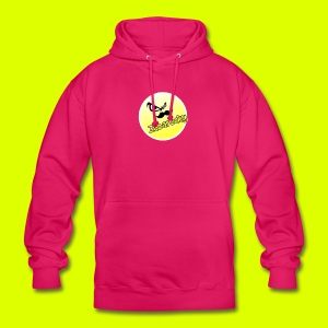 Shirt with nice logo with text - Unisex Hoodie