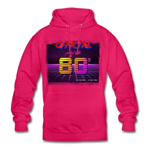 Official product of the 80's clothing - Unisex Hoodie