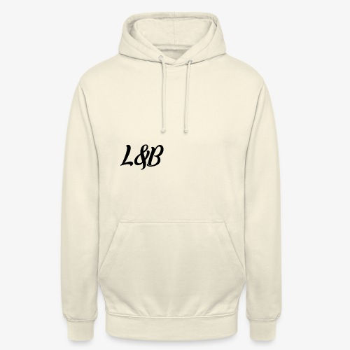 L&B Pullover // L and B Produktions / - Unisex Hoodie