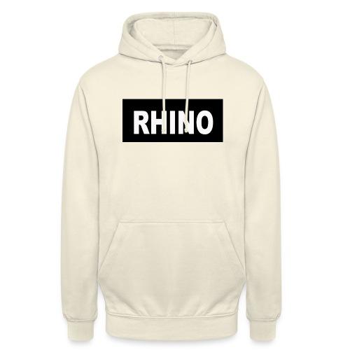Rhino Logo - Unisex Hoodie