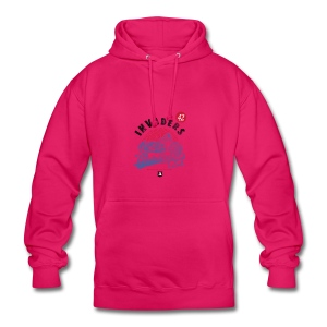 DownloadT-ShirtDesigns-com-2121724 Invaders - Unisex Hoodie