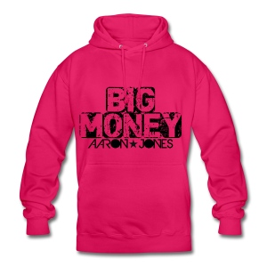 Big Money aaron jones - Felpa con cappuccio unisex