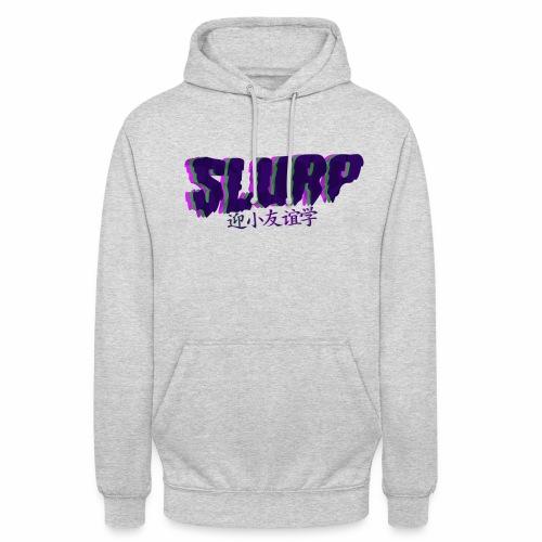 Slurp - Sweat-shirt à capuche unisexe