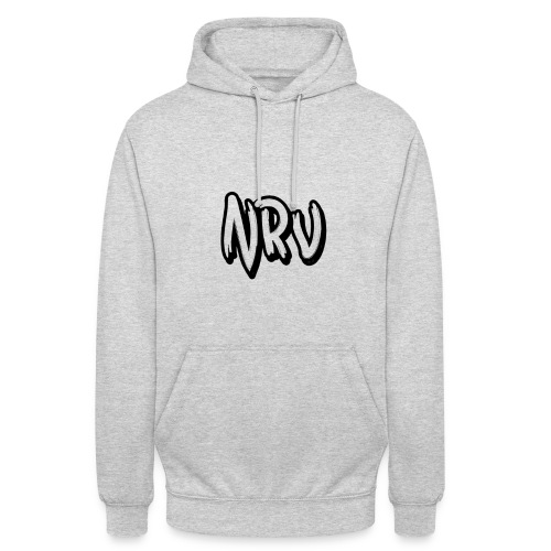 NRV - Sweat-shirt à capuche unisexe