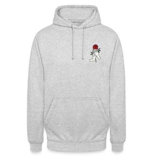 Cave Clothing - The Rose Collection - Unisex Hoodie