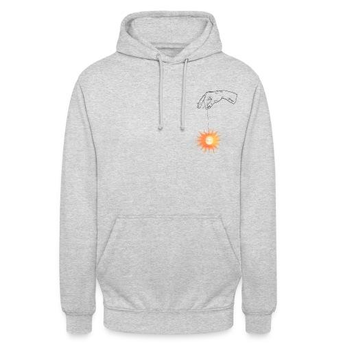 briller de 1000 feux - Sweat-shirt à capuche unisexe