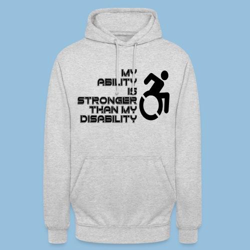 Ability1 - Hoodie unisex
