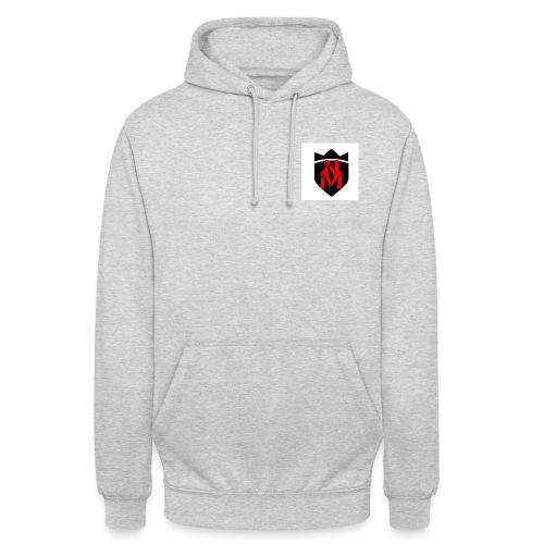 Weißer Hoodi mit neuem Logo - Unisex Hoodie