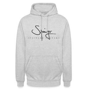 Logo Springer Guitars - Sweat-shirt à capuche unisexe