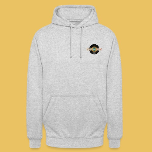 Quegan edition - Sweat-shirt à capuche unisexe