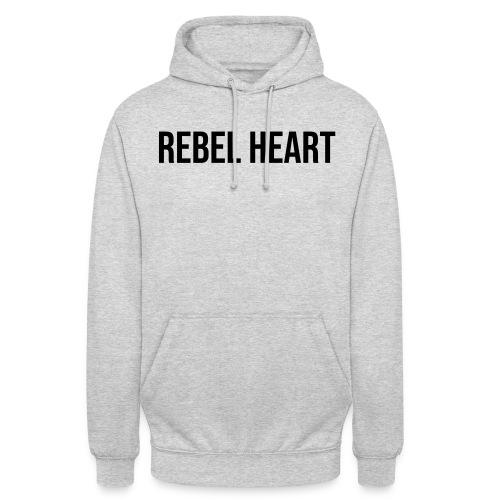 Rebel Heart - Unisex Hoodie