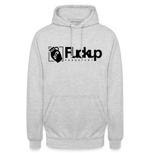 FuckUp Nights Bembel Edition Black - Unisex Hoodie