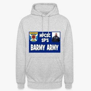 Barmy Army - Unisex Hoodie