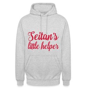 Seitan's Little Helper - Unisex Hoodie