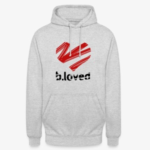 b-loved - Bluza z kapturem typu unisex