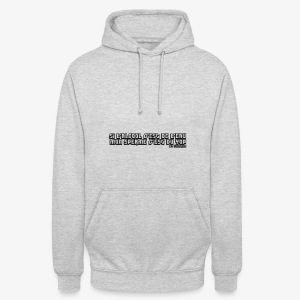 CItation By Stephen - Sweat-shirt à capuche unisexe