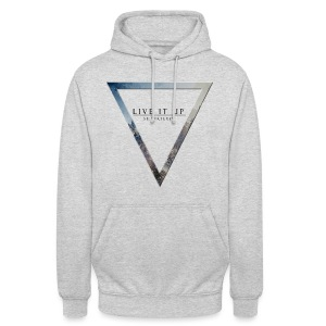 Live It Up - Unisex Hoodie