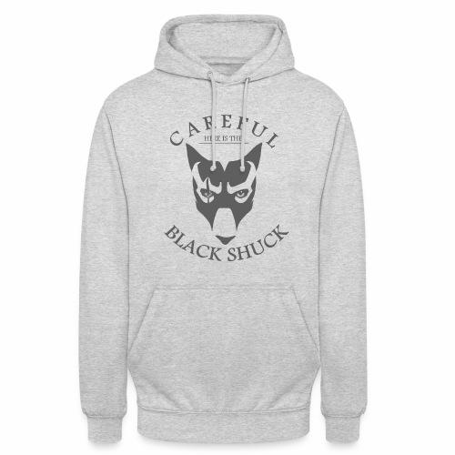 Careful - Black Shuck - Sweat-shirt à capuche unisexe