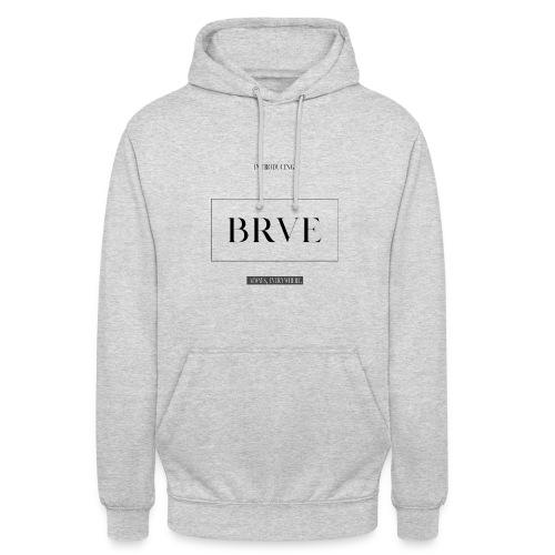 BRVE Introduced - Hoodie unisex