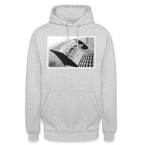 RWB Spoiler - Sweat-shirt à capuche unisexe