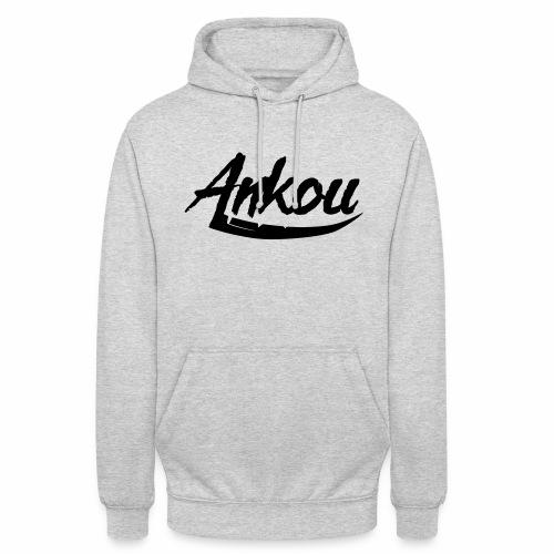 ankou 42 - Sweat-shirt à capuche unisexe