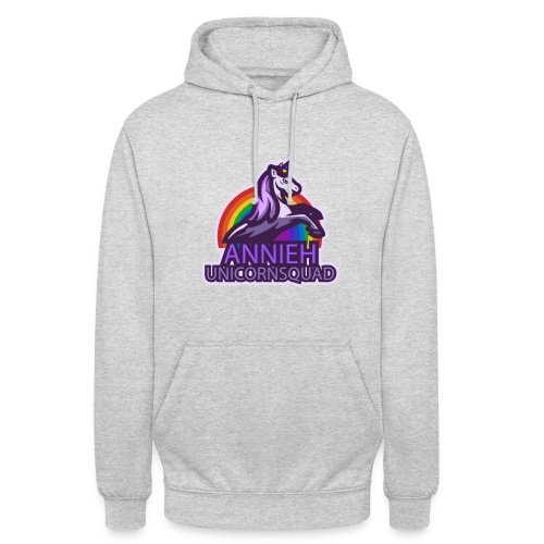 Annieh Unicorn Squad - Hoodie unisex
