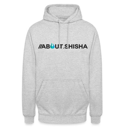 About.Shisha Schriftzug - Unisex Hoodie