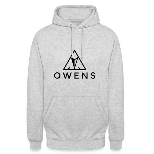 Basic Owens - Sweat-shirt à capuche unisexe