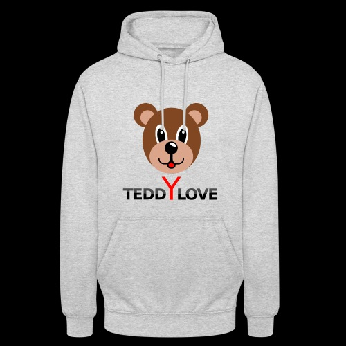 TEDDYLOVE COUTURE - Unisex Hoodie