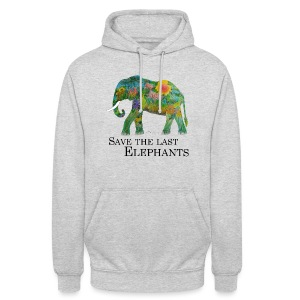 Save The Last Elephants - Unisex Hoodie