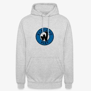 WERK logo - Sweat-shirt à capuche unisexe