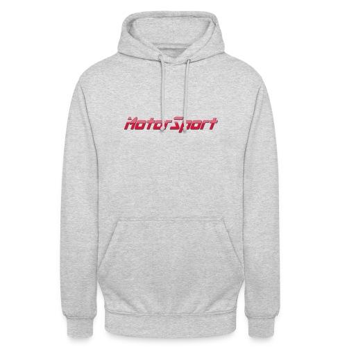 MotorSport - Sweat-shirt à capuche unisexe