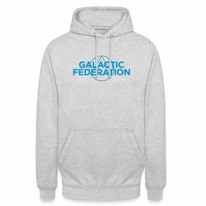 Galactic Federation - Unisex Hoodie